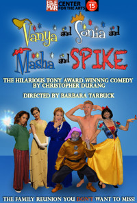 Vanya and Sonia and Masha and Spike in Los Angeles