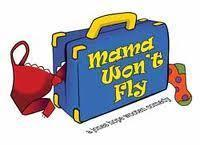 Mama Won't Fly in Broadway