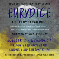 Eurydice by Sarah Ruhl in Salt Lake City