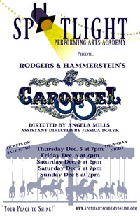 Rodgers and Hammerstein's Carousel  in Charlotte