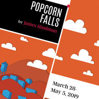 Popcorn Falls in Detroit