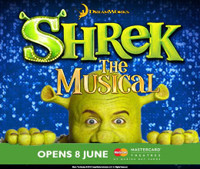 Shrek the Musical in Singapore