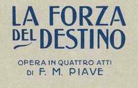 La Forza del destino in Italy