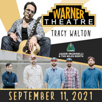 Tracy Walton and Jason Ingriselli & The Miles North Band in Connecticut