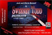 Sweeney Todd: The Demon Barber of Fleet Street in Los Angeles