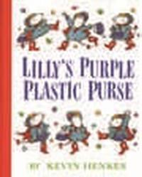 Lilly's Purple Plastic Purse in Minneapolis / St. Paul