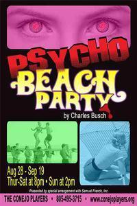 Psycho Beach Party in Thousand Oaks