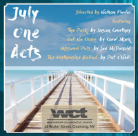 PRS2: July Reading of One Act Plays in Rockland / Westchester