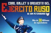 St. Petersburg Army Choir, Ballet And Orchestra in Spain