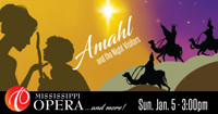 Amahl & The Night Visitors in Jackson, MS