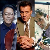 Yo-Yo Ma ? Edgar Meyer ? Chris Thile in Broadway