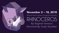RHINOCEROS by Eugene Ionesco in Phoenix