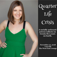 Quarter Life Crisis in Off-Off-Broadway