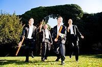 Flanders Recorder Quartet in Colombia