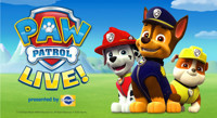 PAW Patrol LIVE! in Detroit