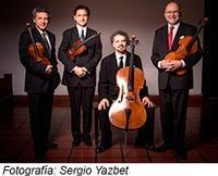Latin Quartet in Colombia