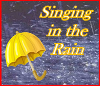 Singing in the Rain in Jacksonville