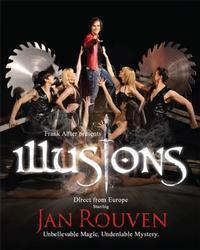 Jan Rouven: Illusions in Las Vegas