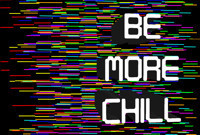Be More Chill in Broadway