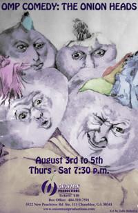 OMP Comedy:The Onion Heads in Atlanta