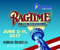 Ragtime in Broadway
