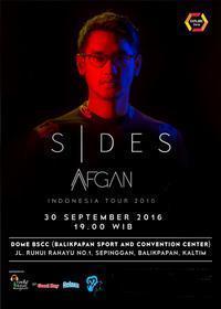 Afgan Sides Indonesia Tour 2016 : Balikpapan in Indonesia