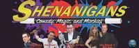 Shenanigans: Comedy Magic and Mischief in Jacksonville
