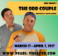 The Odd Couple in Broadway