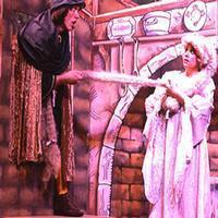 Rapunzel in Broadway