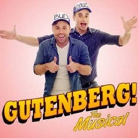 Gutenberg! The Musical in Broadway