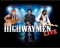 THE HIGHWAYMEN LIVE- A MUSICAL TRIBUTE in Jacksonville Logo