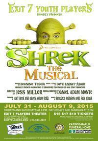 Shrek The Musical in Boston