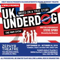 UK Underdog in Broadway
