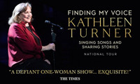 KATHLEEN TURNER: FINDING MY VOICE in Chicago