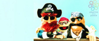 Frogtown Mountain Puppeteers: Everybody Loves Pirates:TWO SHOWS! in Central New York