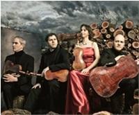 Quartet Casals in Spain
