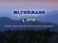 A Bluegrass Christmas Carol in Broadway