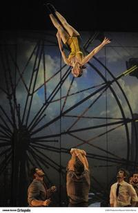 Circus Éloize in Luxembourg