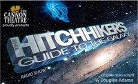 The Hitchhiker's Guide to the Galaxy Radio Show in Boston