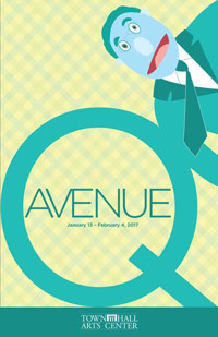 Avenue Q in Denver
