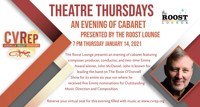 Theatre Thursdays in New Jersey