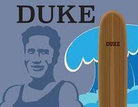 Duke in Hawaii