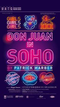Don Juan in Soho in Australia - Adelaide