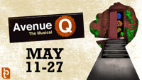 Avenue Q in Central New York