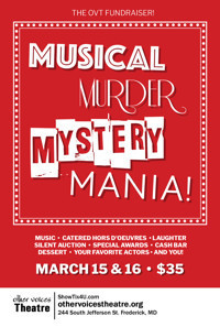 Musical Murder Mystery Mania! in Baltimore