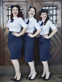 The Cottontail Trio - The Golden Era of Swing in Australia - Perth