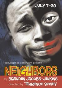 NEIGHBORS by Branden Jacobs-Jenkins in Cleveland