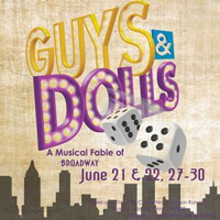 Guys & Dolls in Broadway