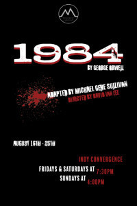 1984 by George Orwell in Broadway