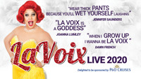 La Voix - The UK's Funniest Red Head in UK / West End